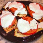 Gourmet Grilled Tomatoes