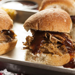 Sideline Sliders (Pulled Pork Sliders)