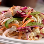 Apple Cider Cole Slaw