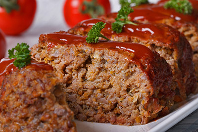 Meatloaf with Lawhorn's Signature Seasoning