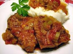 Swiss Steak Recipe with Lawhorn's Signature Seasoning