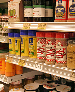 Commercial Sales of Lawhorn's Signature Seasoning